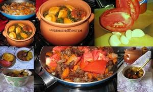 Chahohbili with beef