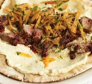 Lamb with humus