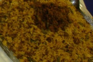 Rice in a Persian Way