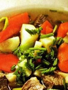 Грецкий суп Врасто