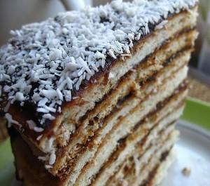 """""""Fried"""" Cake"""
