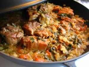 Шавла. Таджикская кухня.
