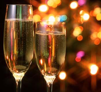 10 идей для украшения новогоднего стола