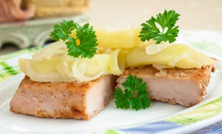 Համեղ խոզի միս