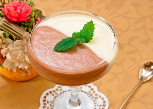 Шоколадное суфле день и ночь