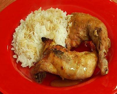 Հավը չինական սոուսով