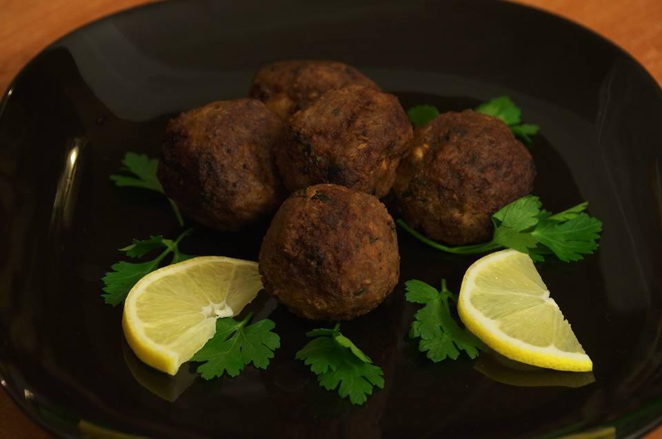 Meghry meatballs