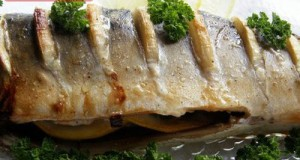Fish in oven