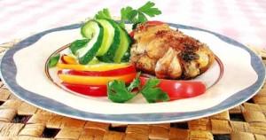 Yugoslavian chicken