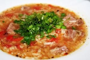 "Soup ""Xarcho"""