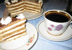 """Austrian"" cake"