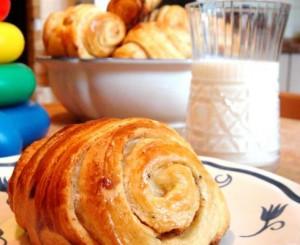 Ֆիննական դարչինով թխվածք