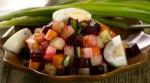 Գյուղական նախուտեստ բանջարեղենով