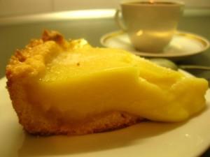 Пирожки с лимоном