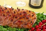 Տոնական խոզի միս