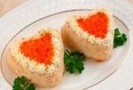 Суфле из семги