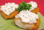 Рыба под соусом «Тартар»