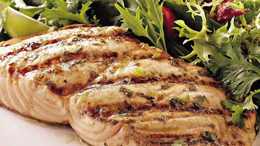 Սննդամթերք ուղեղի համար - Յուղոտ ձուկ