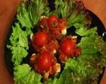 Պանրով բանջարեղեն