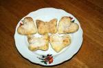 Творожные сахарные печенья