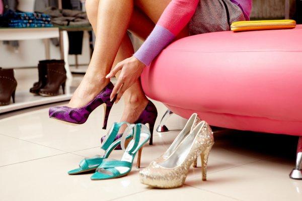 Ինչպե՞ս անել, որ նոր կոշիկը չսեղմի ոտքերը