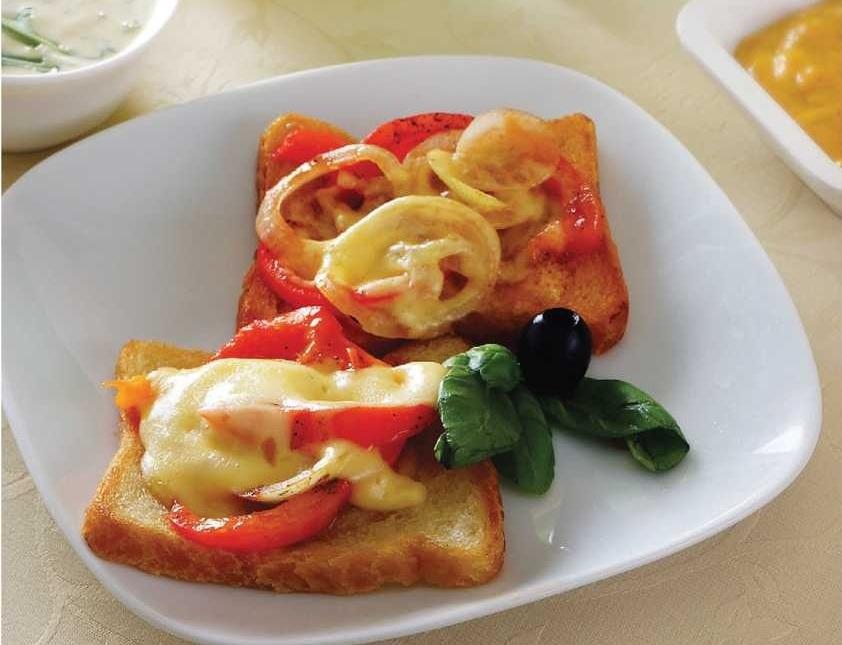 Испанские сэндвичи
