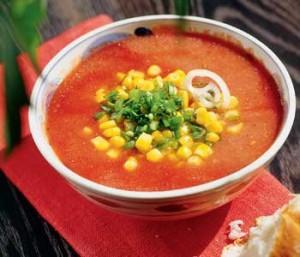 """Cold soup """"Salsa"""""""