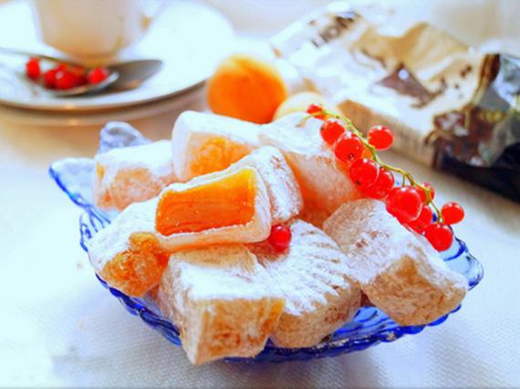 Ռահաթ-լոխում սրճային համով