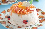 Easter Cake with Dried Apricot